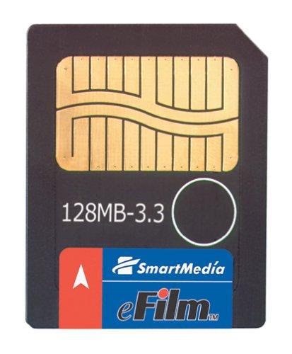 Delkin 128 MB SmartMedia Card (DDSMFLS2-128) by Delkin