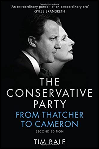 Conservative Party: From Thatcher to Cameron