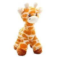 Levenkeness Giraffe Stuffed Animal, 7.8 Inch Giraffe Plush Toy Gifts Soft Small Doll for Baby and Kids Birthday