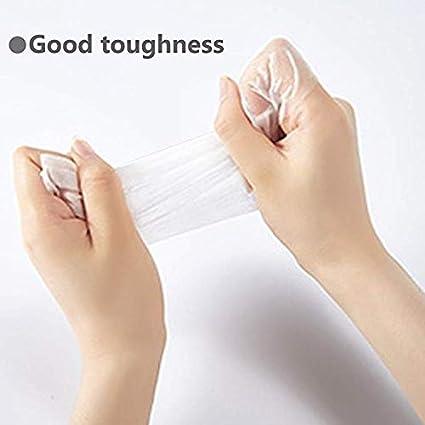 Amazon.com: Lameila - Pañuelos faciales de algodón 100 ...