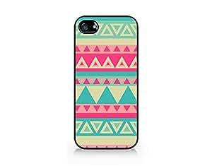 Aztec Pattern - Tribal Pattern - Pattern - iPhone 5/5S Black Case (C) Andre Gift Shop