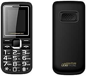 Teléfono Para Personas Mayores Lexx Senior One Negro