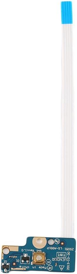 KinshopS Netzkabel f/ür HP 15-G 749650-001 LS-A991P 455MKL32L01