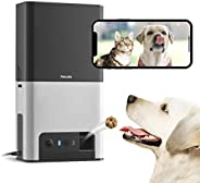 [New 2020] Petcube Bites 2 Wi-Fi Pet Camera with Treat Dispenser & Alexa Built-in, for Dogs and Cats. 1080