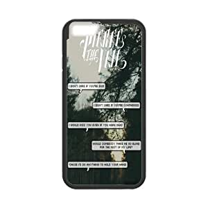 iphone 6 4.7 Protective Case -Pierce The Veil Hardshell Cell Phone Cover Case for New iphone 6 4.7