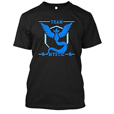 Discount AFB Pokemon Go 100% Cotton Team Mystic Valor Instinct Gildan T-shirt supplier