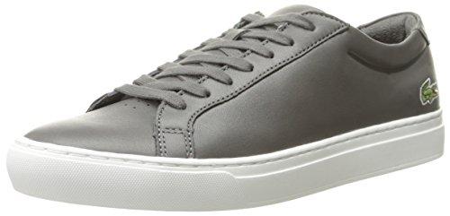 dfcac1b5 Lacoste Men's L.12.12 116 1 Fashion Sneaker, Dark Grey, 11 M ...