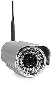 Foscam FI9805P 960P Outdoor HD Wireless IP Camera (Silver)