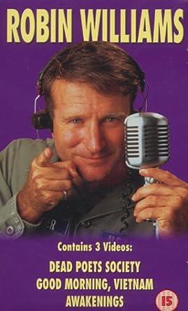 Robin Williams Dead Poet S Society Good Morning Vietnam