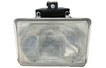 Amazon Com 1992 1997 Ford Aerostar Headlight Headlamp Front Head