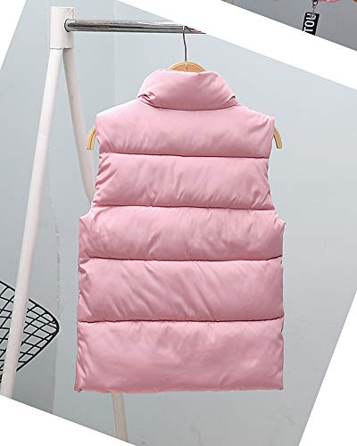 Pink Sans Légère Doudoune Femme Manteau Parka Ultra Hiver Veste Manche Zippée Gilet Blouson Zxpp6w7