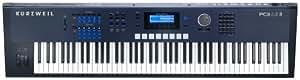 Kurzweil PC3LE8 - Teclado MIDI (USB, 143,41 cm, 36,83 cm, 12,7 cm, Corriente alterna, 90 - 250V) Negro
