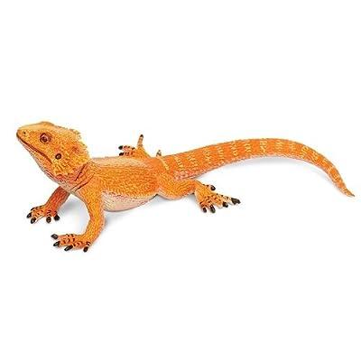 Safari Ltd Incredible Creatures Bearded Dragon: Toys & Games