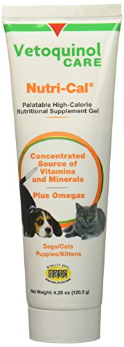 Tomlyn Nutri Cal Puppy - NutriCal (4.25 oz paste) by VETOQUINOL