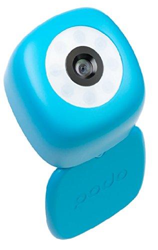 Podo Labs PO-01-01-BLU Stick & Shoot Camera, Blue