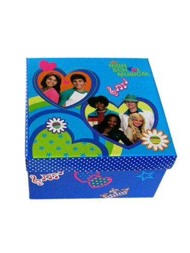 (High School Musical Keepsake Box (Couples) - High School Musical Storage Box )
