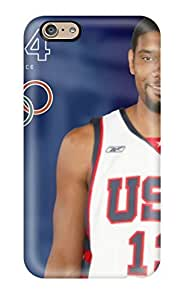 For ZippyDoritEduard Iphone Protective Case, High Quality For Iphone 6 Tim Duncan Skin Case Cover