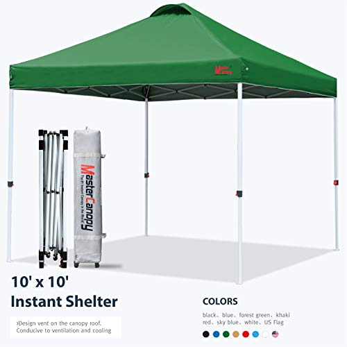 MASTERCANOPY Pop-up Canopy Tent