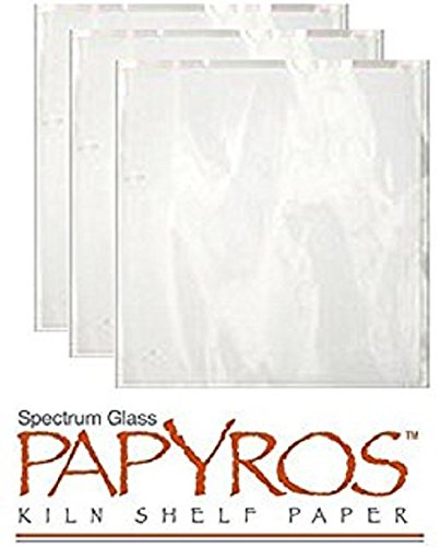 Spectrum Papyros Shelf Paper Pack (30 Sheets) by Sun and Moon Stained Glass ()