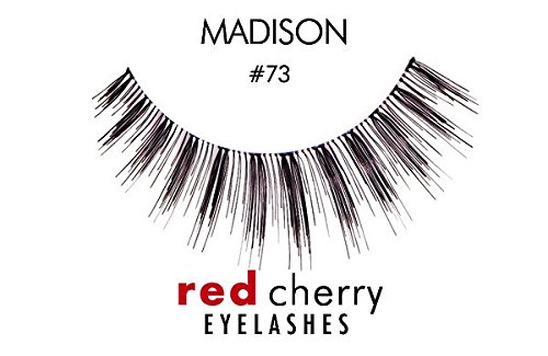 Red Cherry #73 False Eyelashes (Pack of 6)