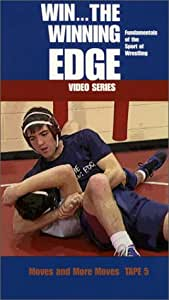 Win...The Wining Edge Wrestling Video Series: Moves & More Moves [VHS]