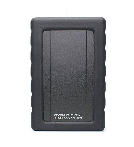 Oyen Digital DU31M-C25-BK MiniPro Dura 2.5