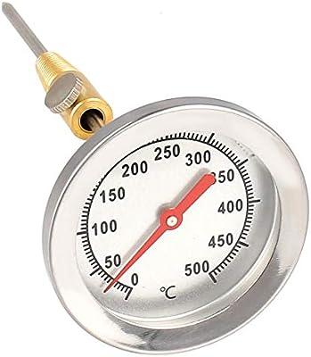 Compra Termómetro para horno Lantelme de 50 cm, hasta 500 °C ...