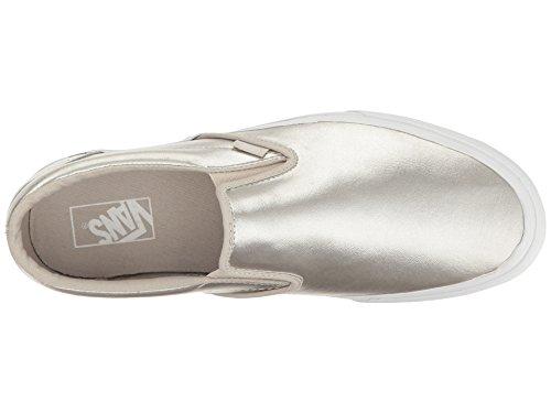 VANS Zapatillas (Metallic) Silver/White