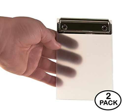Small Clipboard by KrohneTec - Frosted Transparent 4