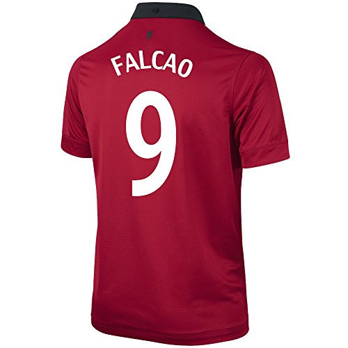 FALCAO #9 Manchester United Home Soccer Jersey