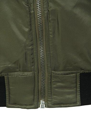 Tokyo Uomo Lunghe Giacca Amazon Laundry Khaki Maniche axTqFSZna