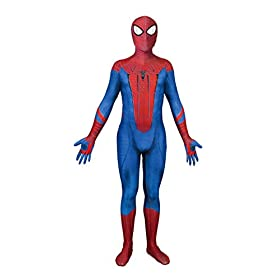 - 411FZpsXJhL - Riekinc Lycra Zentai Halloween Cosplay Costumes 3D Style Audlt/Kids
