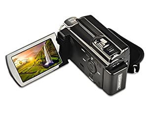 Video Camcorders,CamKing 6053 Portable Digital Video Camera Max 24.0 MP 1080P Camcorder HD Support WIFI and IR 3.0 Inches Touch Screen Camera Recorder from CamKing