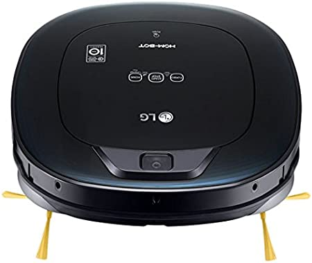 LG Hom Bot Turbo+ Robot Vacuum Doubles As a Home Camera