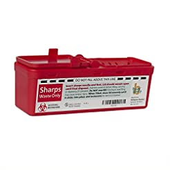 Sharps Container for Travel
