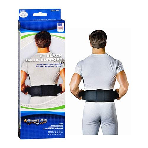 (Sportaid Durofoam Back Belt, 6