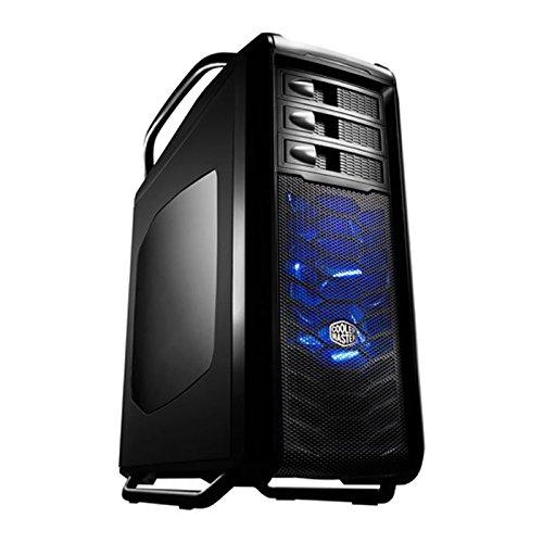 16 opinioni per Cooler Master Cosmos SE Window Edition Case per PC 'ATX, microATX, Mini-ITX, USB