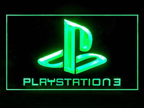 LEDHouse Playstation 3 Logo de Caracteres Publicidad Neon ...