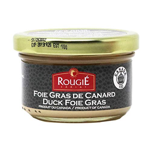 Rougie - Duck Foie Gras (Mi-Cuit), 80g ()