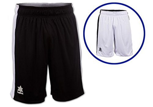 Luanvi Game Short Reversible Baloncesto, Unisex Adulto: Amazon.es ...