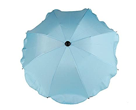 Baby Parasol compatible with iCandy Peach Light Blue