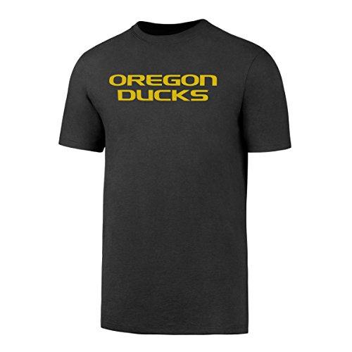Oregon Ducks College Basketball (OTS NCAA Oregon Ducks Men's Rival Tee, Charcoal, XX-Large)