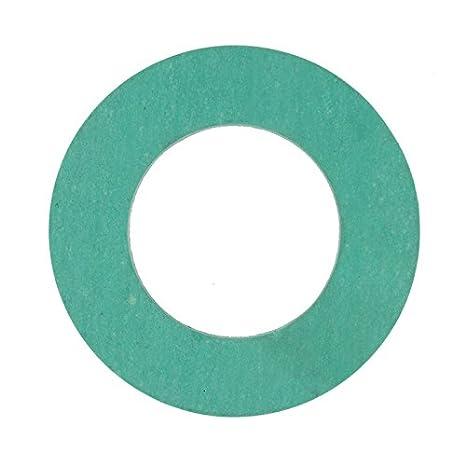 10x DIN 2690 Flanschdichtung Klingersil C-4400, PN 10-16 / DN 80 - Ring 90 x 142 x 2 mm