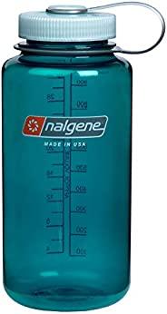 Nalgene Tritan Wide Mouth Water Bottle, 32-Ounce