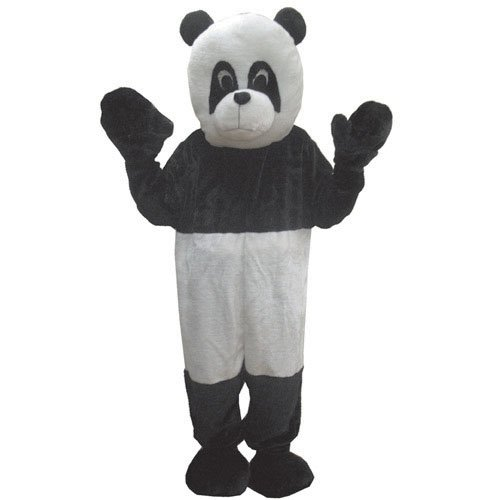Dress Up America Panda Bear Mascot - Large (Halloween Costume Photo Contest)