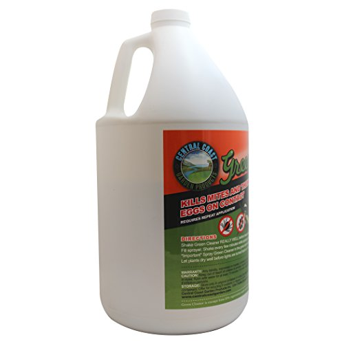 (Central Coast Garden Products CCGC1128 Green Cleaner 749808 Plant Wash, 1 Gallon)