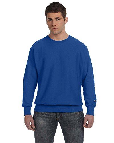 shirt Champion Blue Homme Sweat Team vqxqS65w8