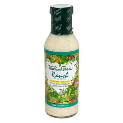 Walden Farms Calorie Free Dressing Ranch -- 12 fl oz