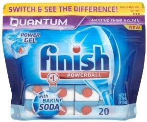 lavavajilla acabado 20 Powerball Quantum Tabletas 356 G: Amazon.es ...