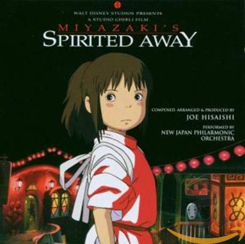 Ost Spirited Away Voyage Of Chihiro Amazon Com Music